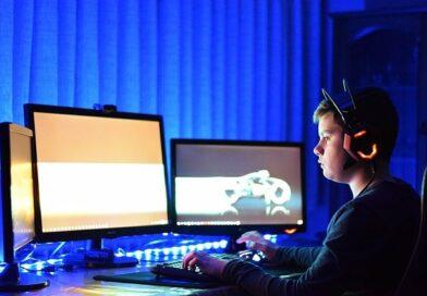 gaming Monitore 3 stück